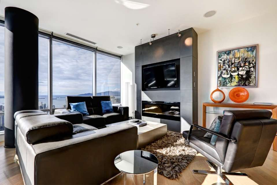 Shangri-la, Superior Suite with Spectacular Views